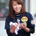 守屋美穂選手(4482・岡山)のデータおよび特徴